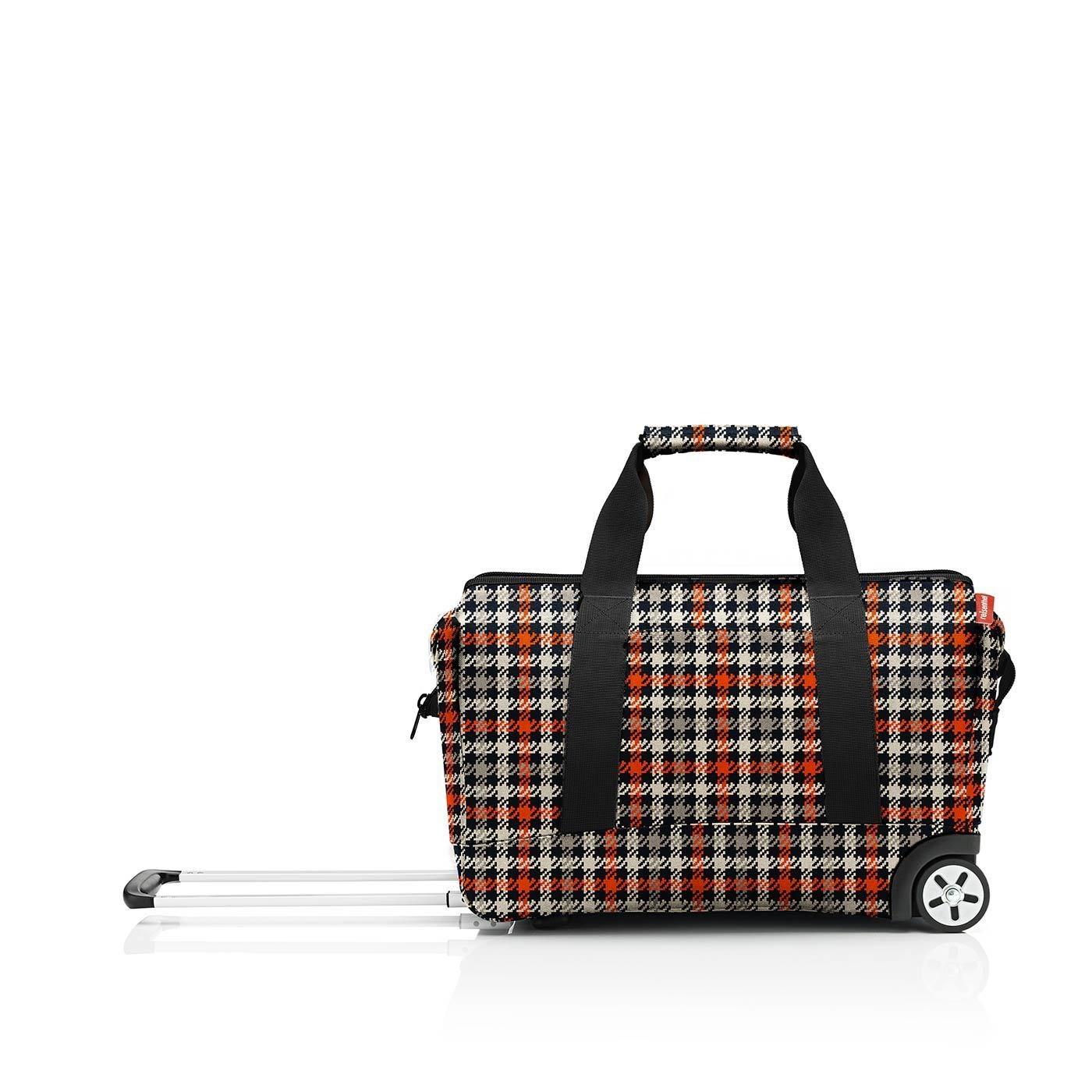 Cestovní taška na kolečkách Allrounder trolley glencheck_0
