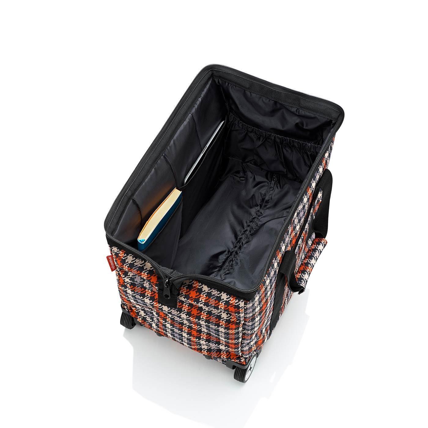 Cestovní taška na kolečkách Allrounder trolley glencheck_1
