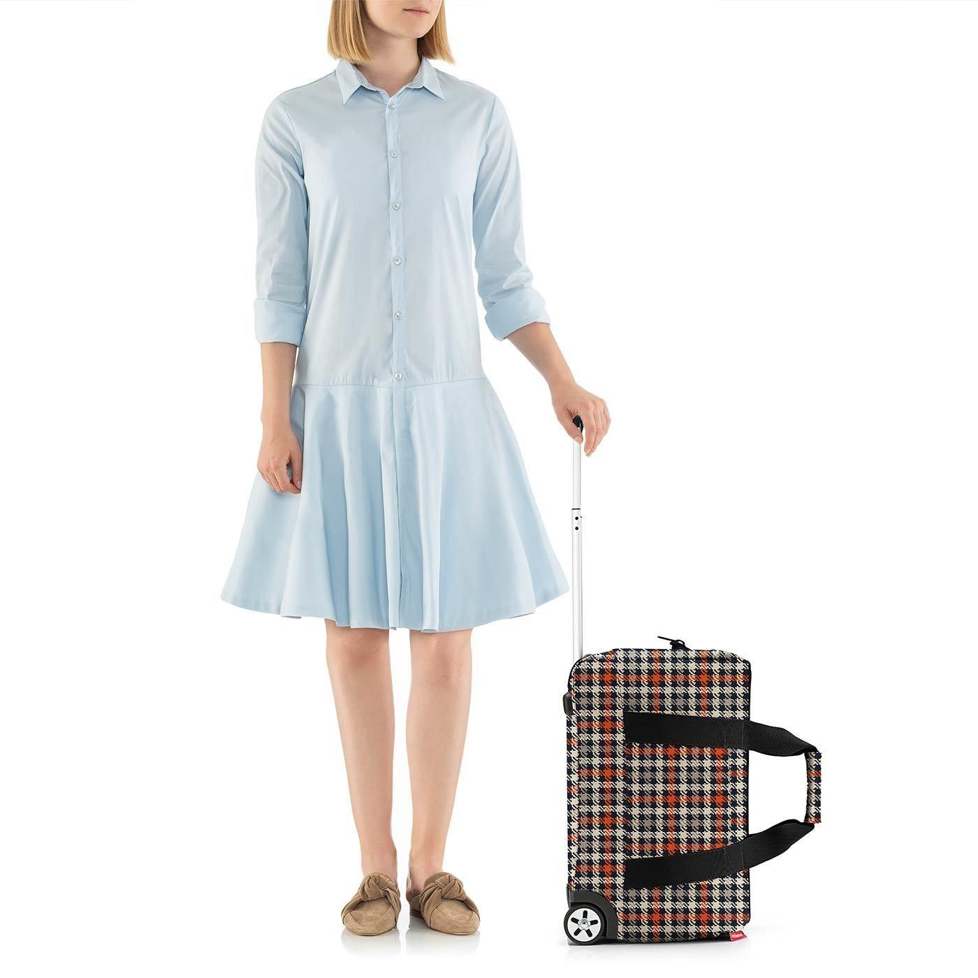 Cestovní taška na kolečkách Allrounder trolley glencheck_3