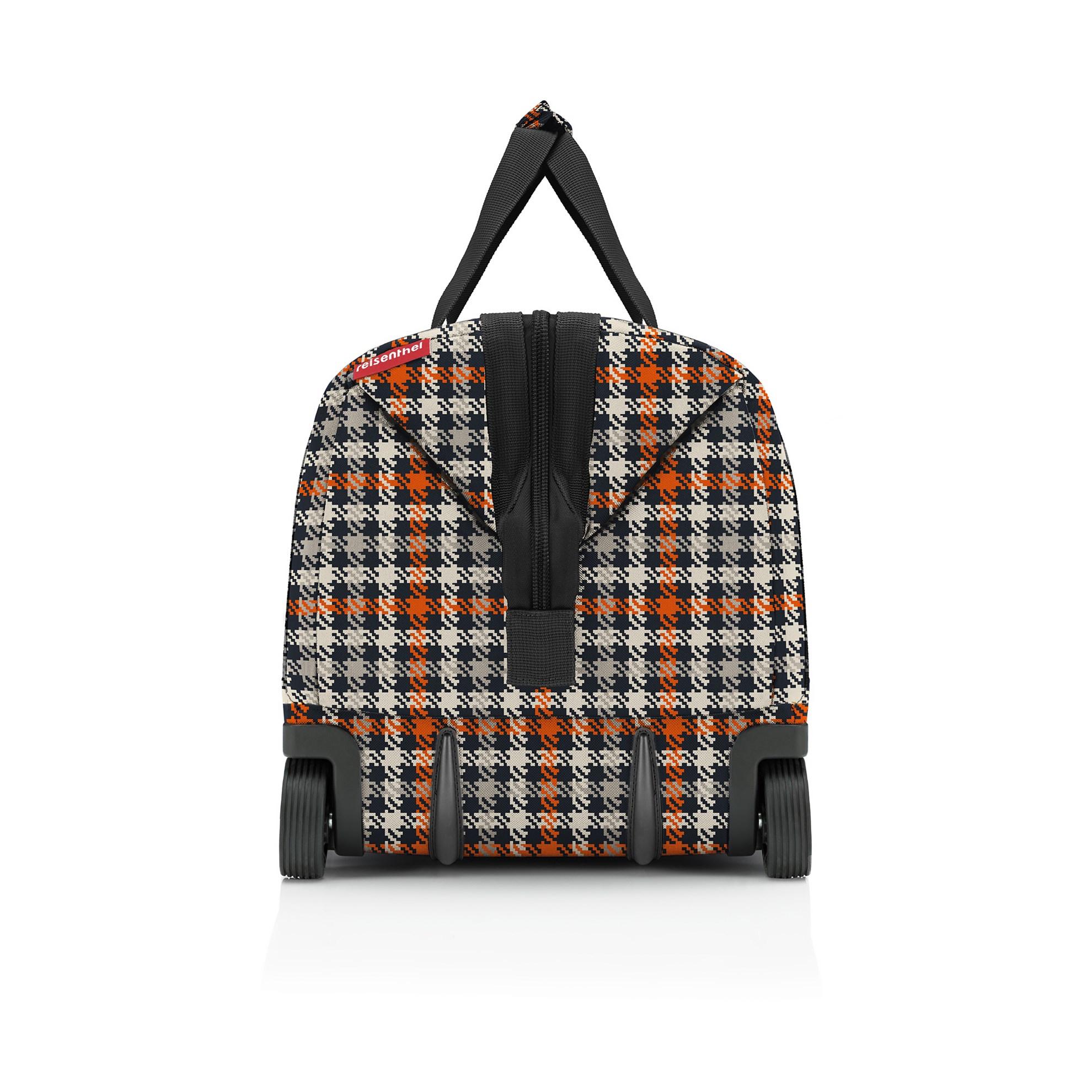 Cestovní taška na kolečkách Allrounder trolley glencheck_5