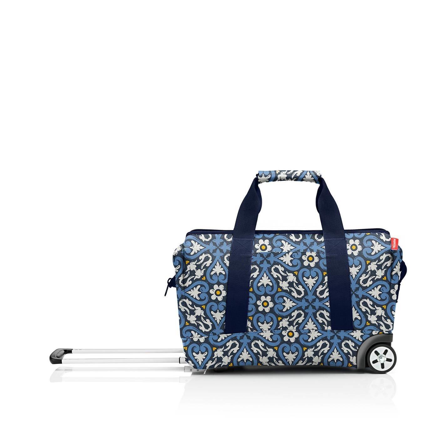 Cestovní taška na kolečkách Allrounder trolley floral 1_0