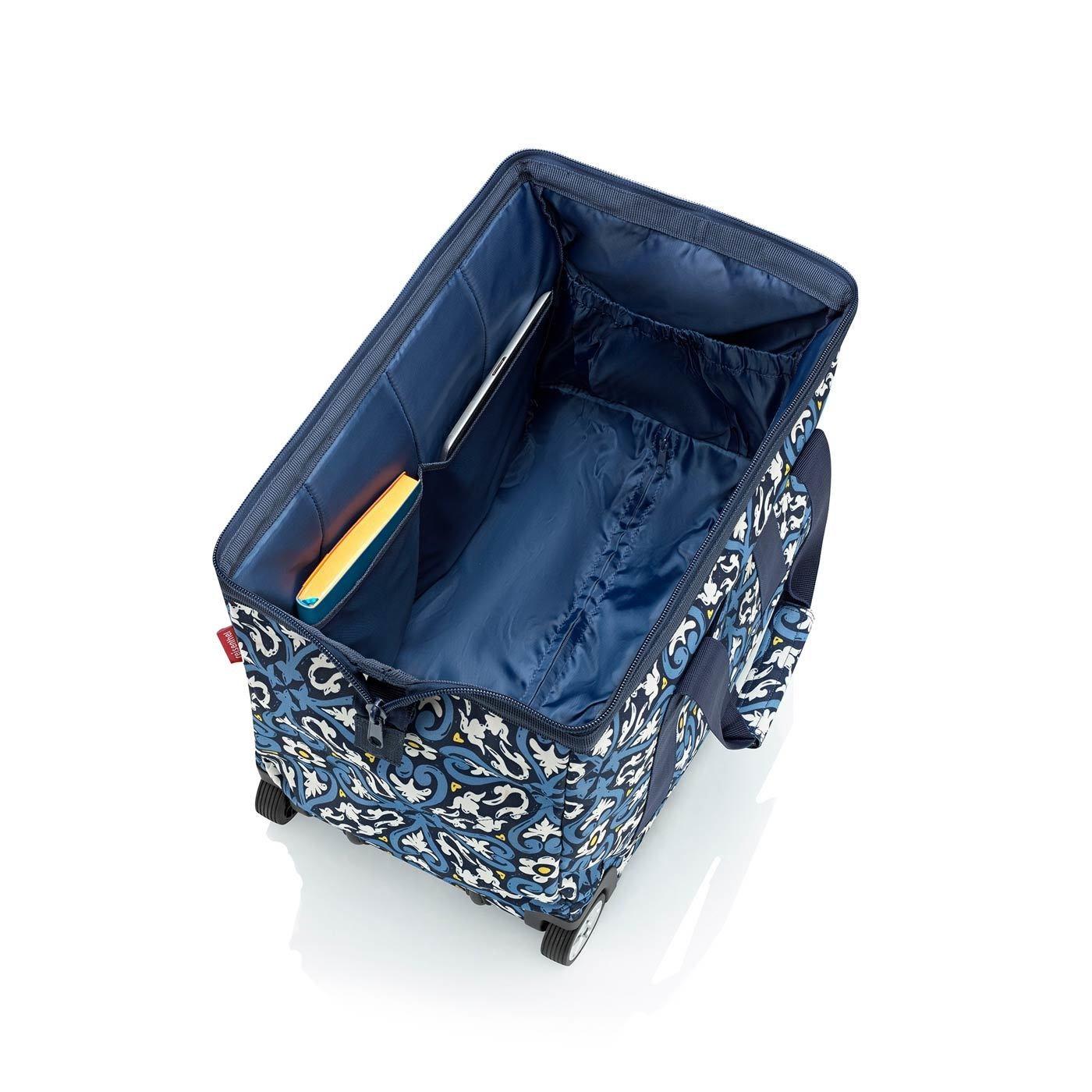 Cestovní taška na kolečkách Allrounder trolley floral 1_1