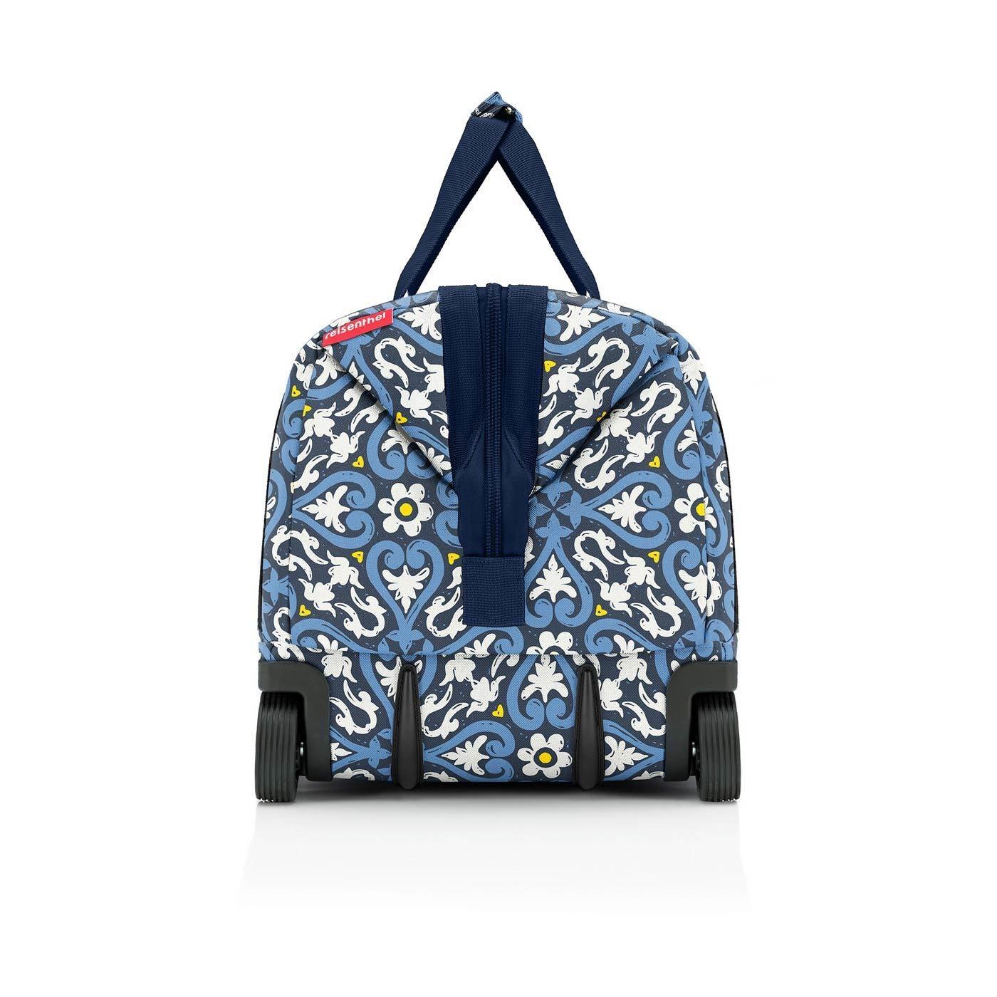 Cestovní taška na kolečkách Allrounder trolley floral 1_2