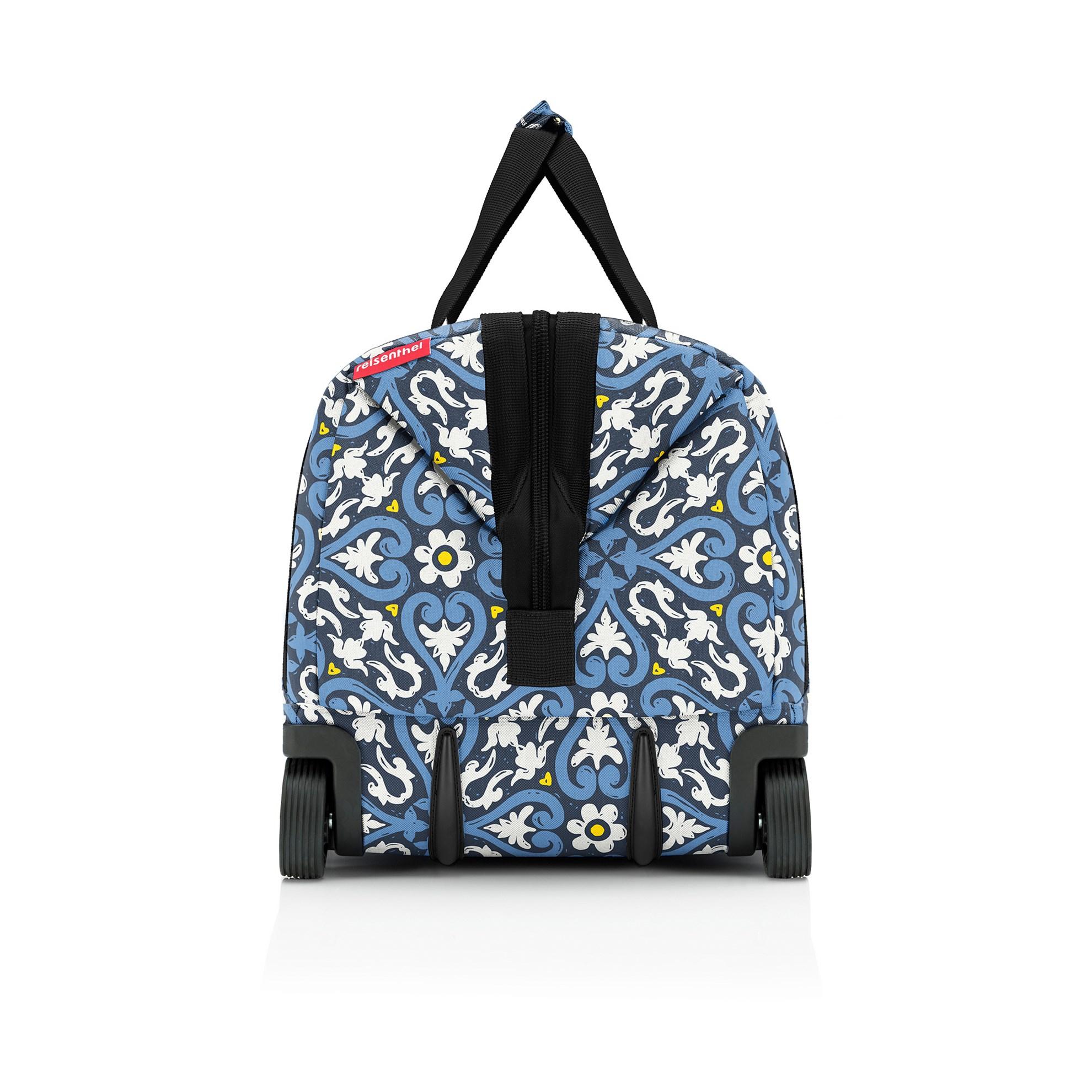 Cestovní taška na kolečkách Allrounder trolley floral 1_5