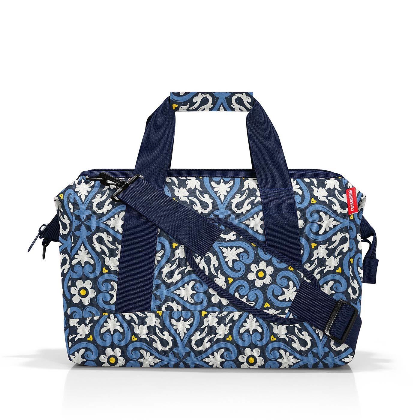 Cestovní taška Allrounder M floral 1_1