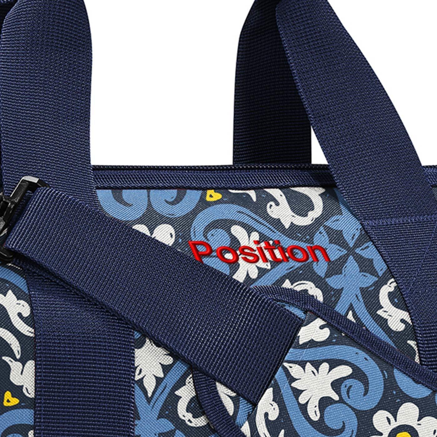 Cestovní taška Allrounder M floral 1_2