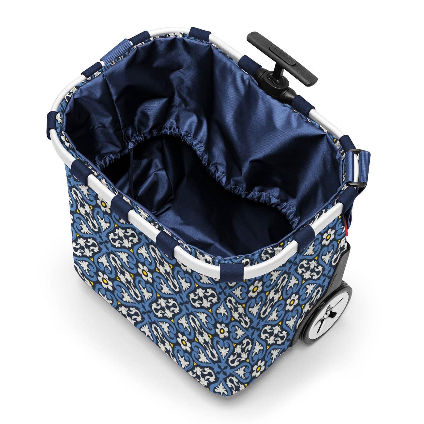 Taška na kolečkách Carrycruiser floral 1_1