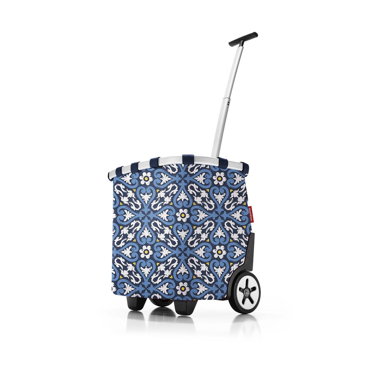 Taška na kolečkách Carrycruiser floral 1_5