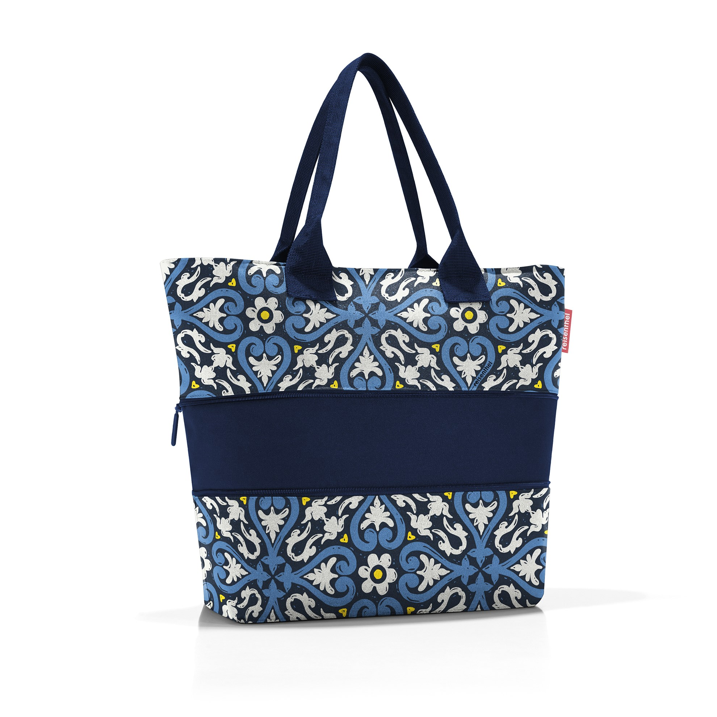 Chytrá taška přes rameno Shopper e1 floral 1_1