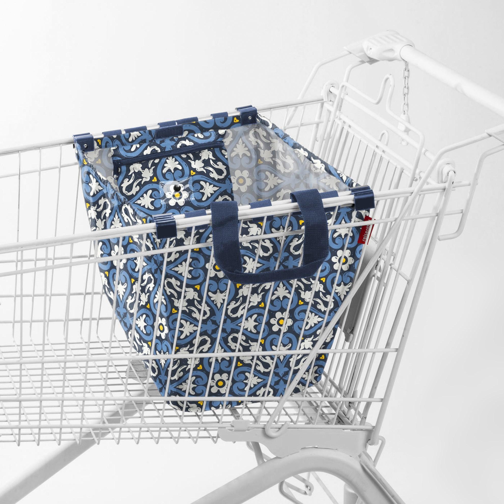 Nákupní taška do vozíku Easyshoppingbag floral 1_0