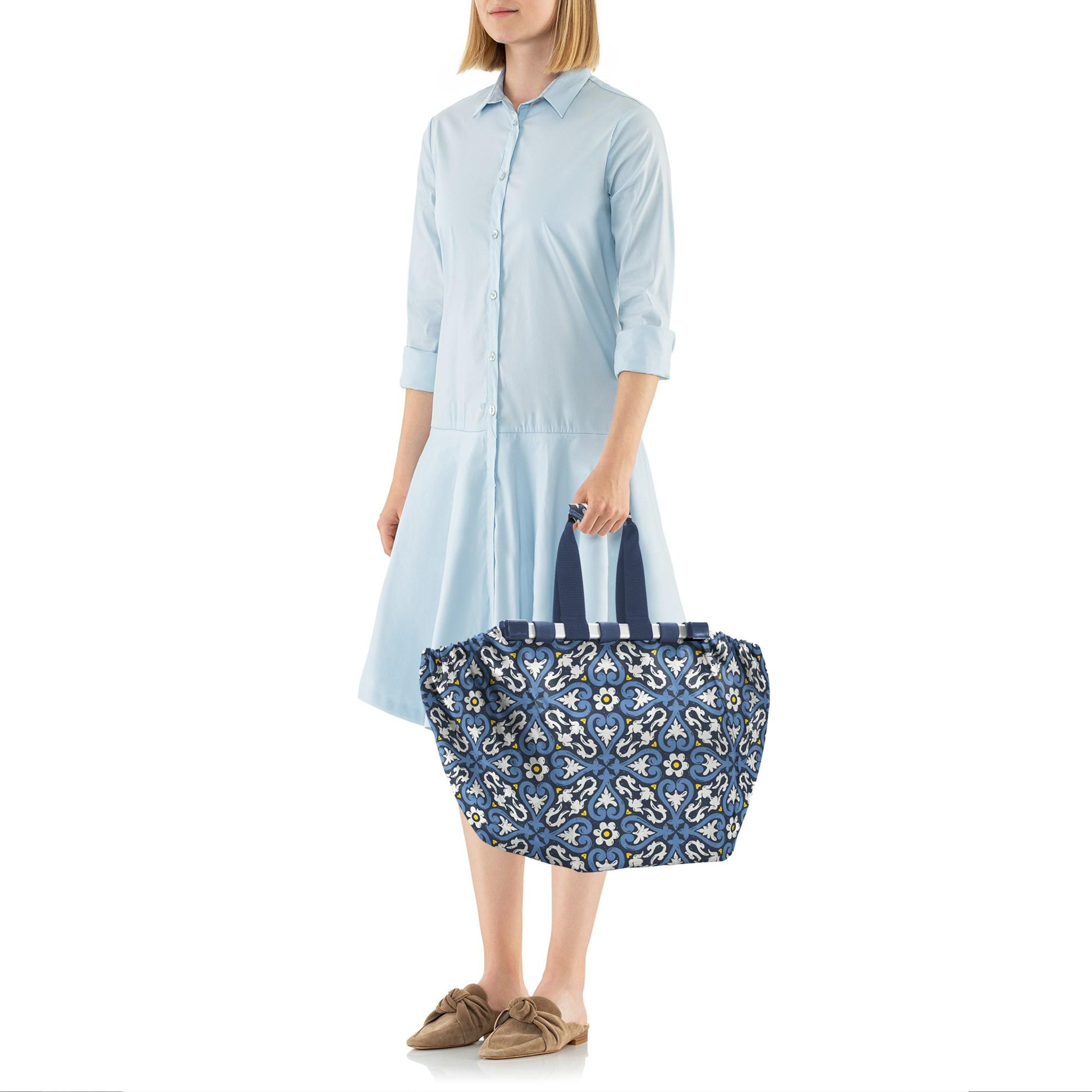 Nákupní taška do vozíku Easyshoppingbag floral 1_1