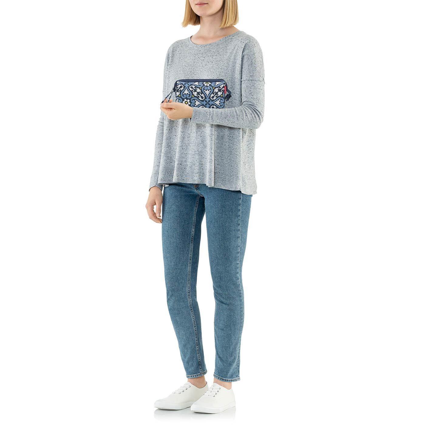 Kosmetická taška Travelcosmetic floral 1_2