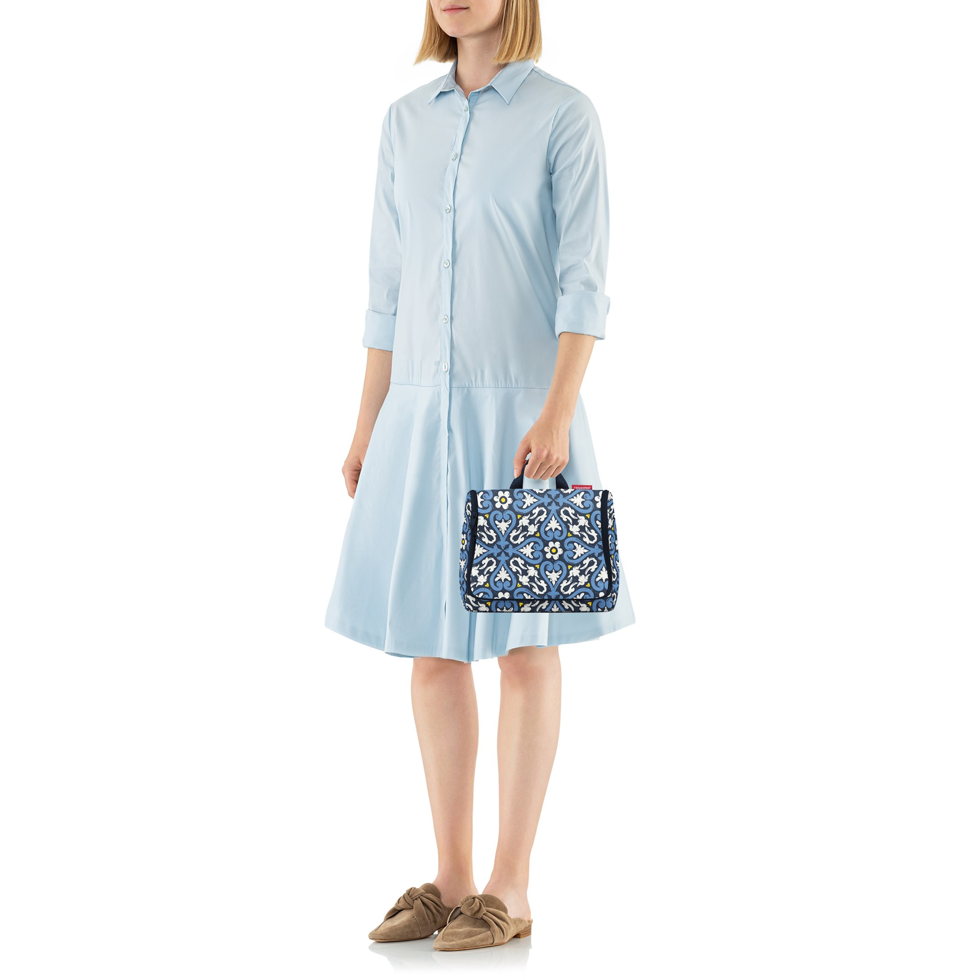 Kosmetická taška Toiletbag XL floral 1_1