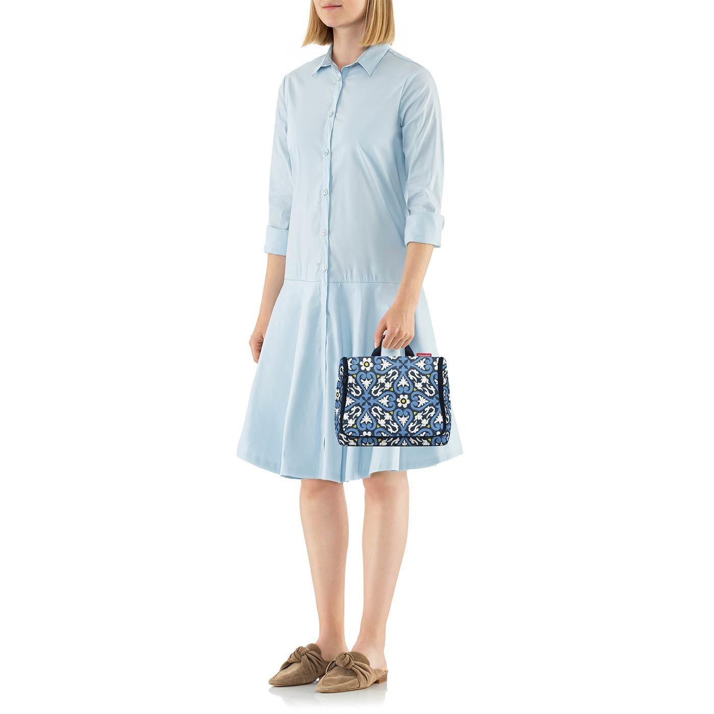 Kosmetická taška Toiletbag XL floral 1_2