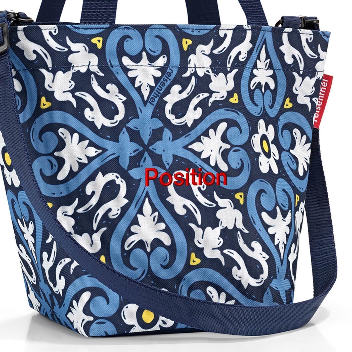 Taška/kabelka Shopper XS floral 1_1
