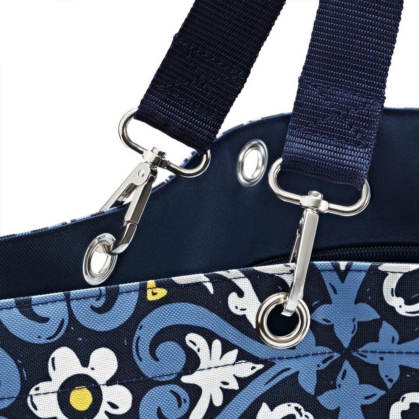 Nákupní taška Shopper XL floral 1_1
