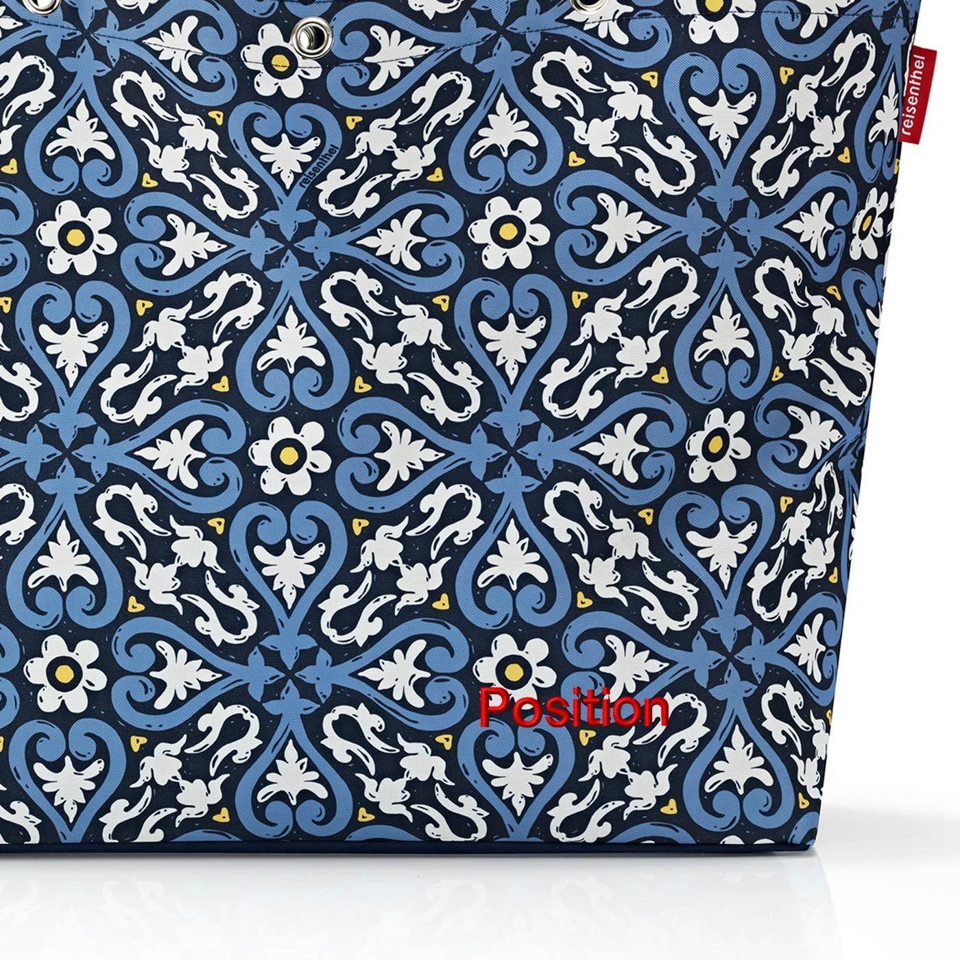 Nákupní taška Shopper XL floral 1_2