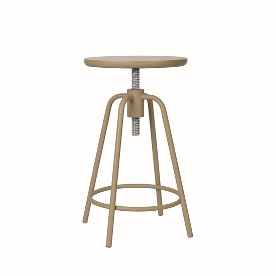 Otočná stolička AROUND béžová_1