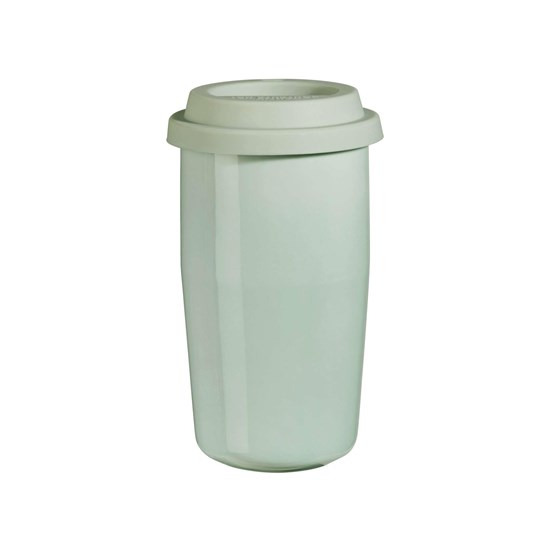 Termohrnke CUP & GO - zelený, 0,35 l_0