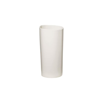 Váza TERRA SPICE 27,5 cm, bílá_0