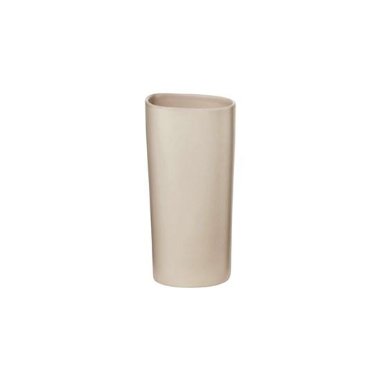 Váza TERRA SPICE 27,5 cm, krémová_0