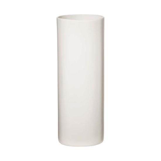Váza TERRA SPICE 60 cm, bílá_0