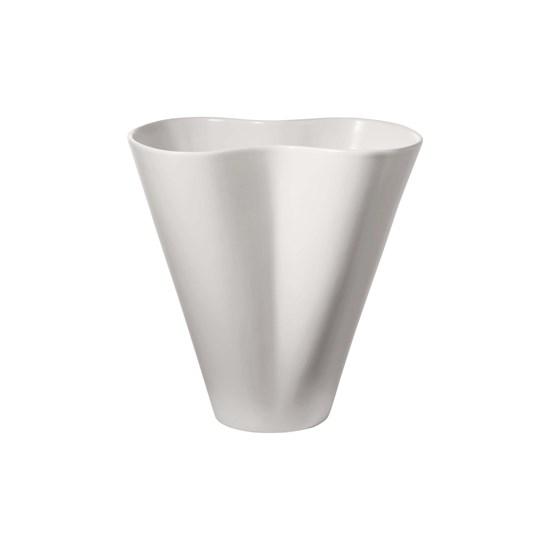 Váza BLOSSOM XL 30 cm, bílá_0