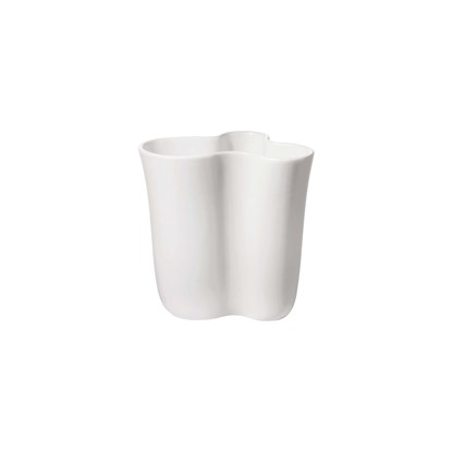 Váza BLOSSOM 21,5 cm, bílá_0