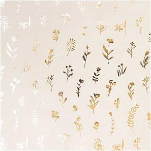 Balicí papír FLOWERS 0,7x2 m_1