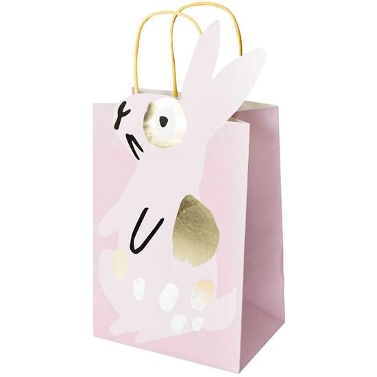 Dárková taška BUNNY růžová_1