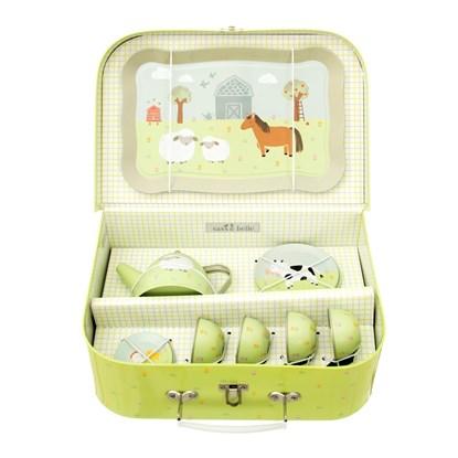 Dětský čajový set Farmyard Friends_4