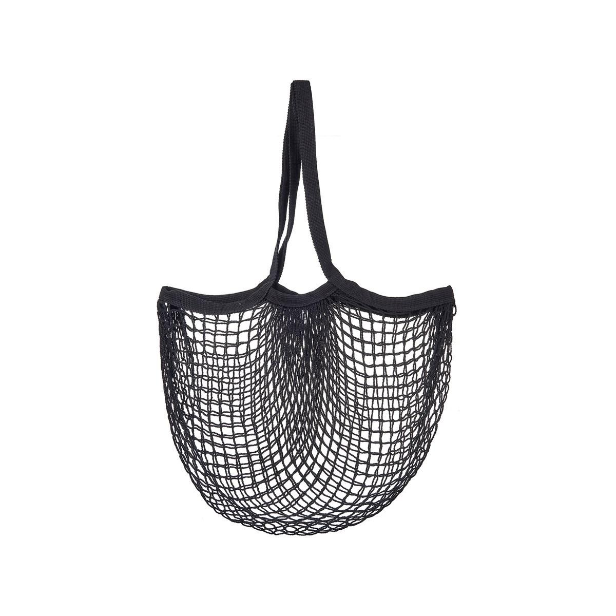 Nákupní taška/ Síťovka Black String_1