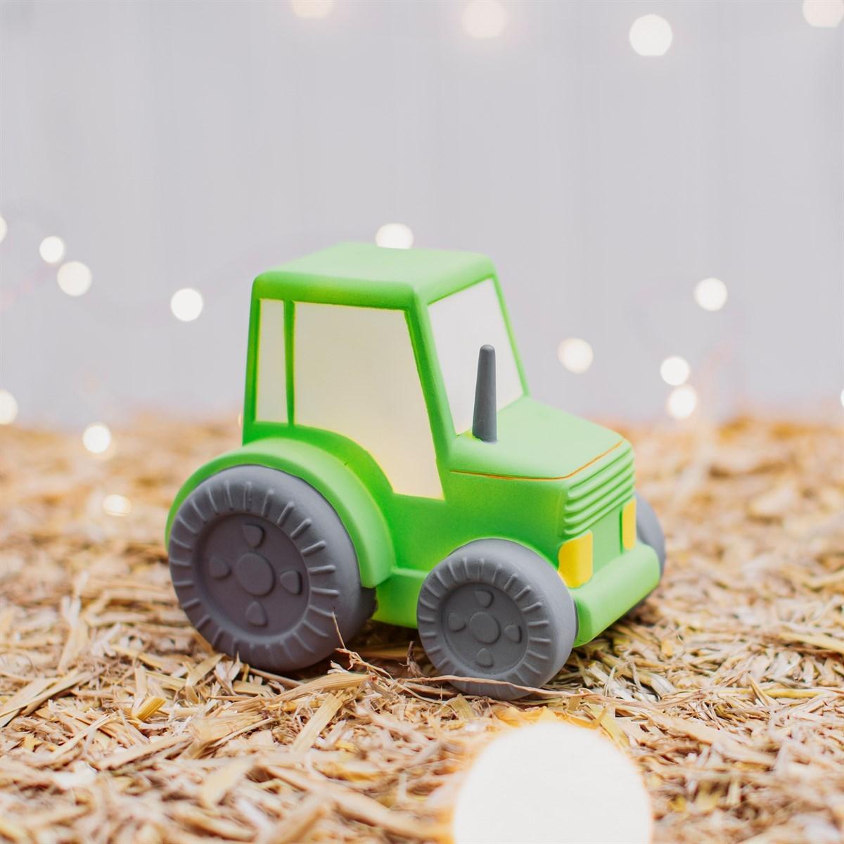 Dětské noční LED světlo Tractor_2