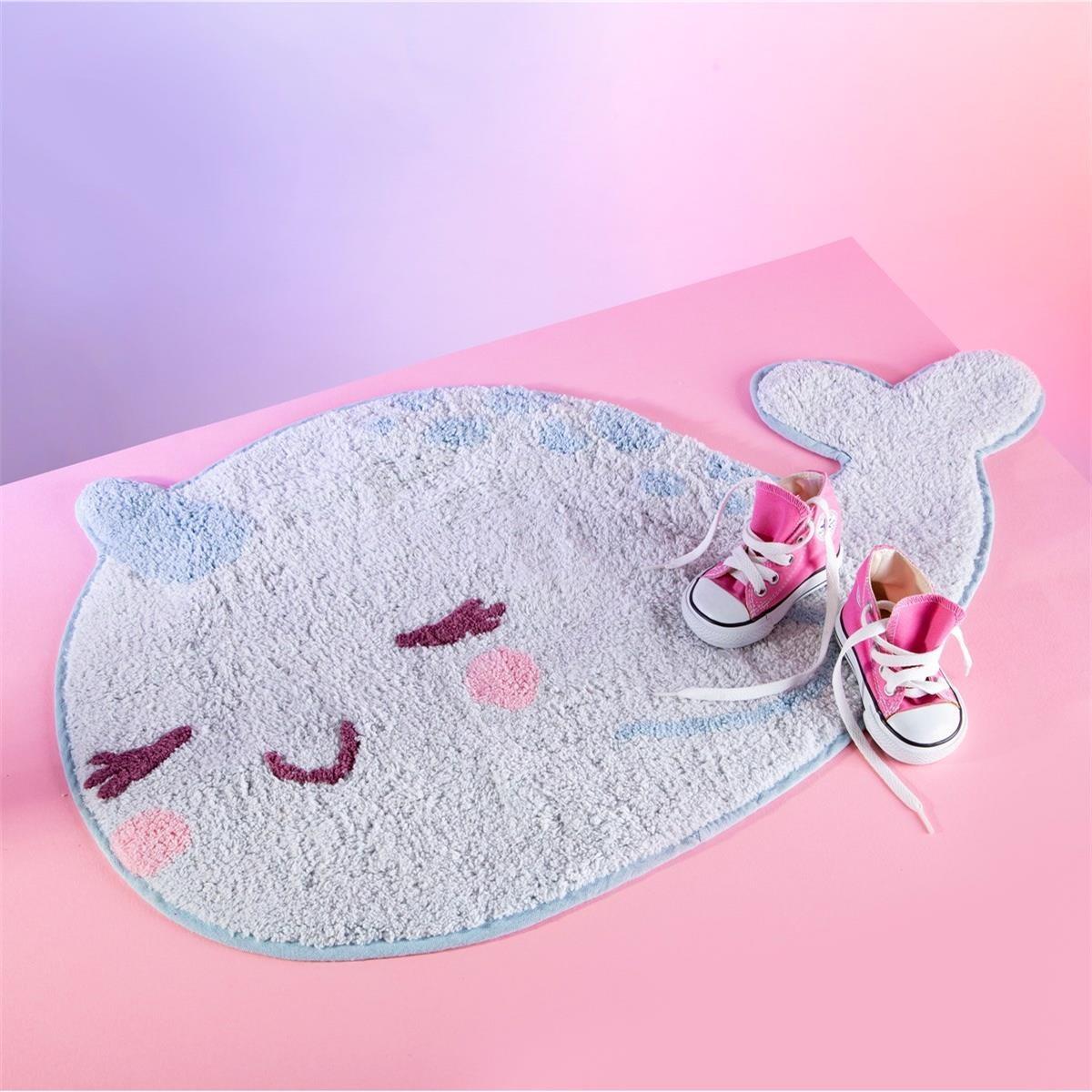 Dětský koberec Alma Narwhal_1