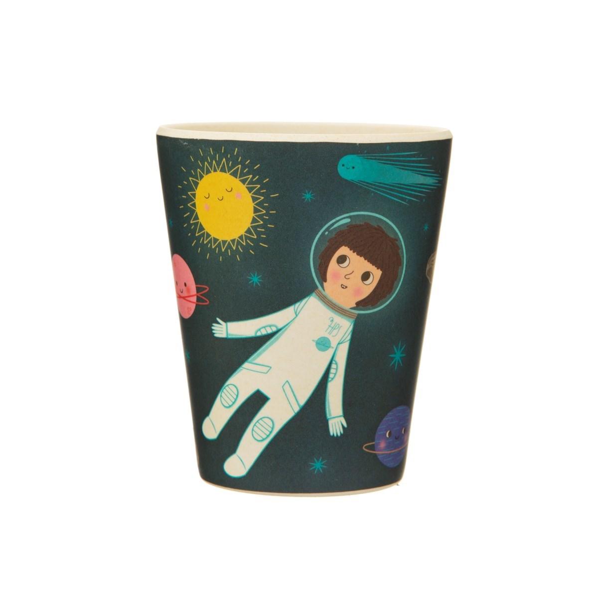 Dětský jídelní set Space Explorer_1