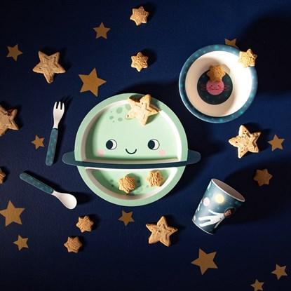 Dětský jídelní set Space Explorer_3