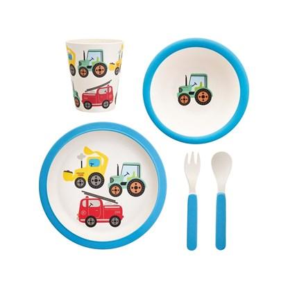 Dětský jídelní set Farmyard Friends_1