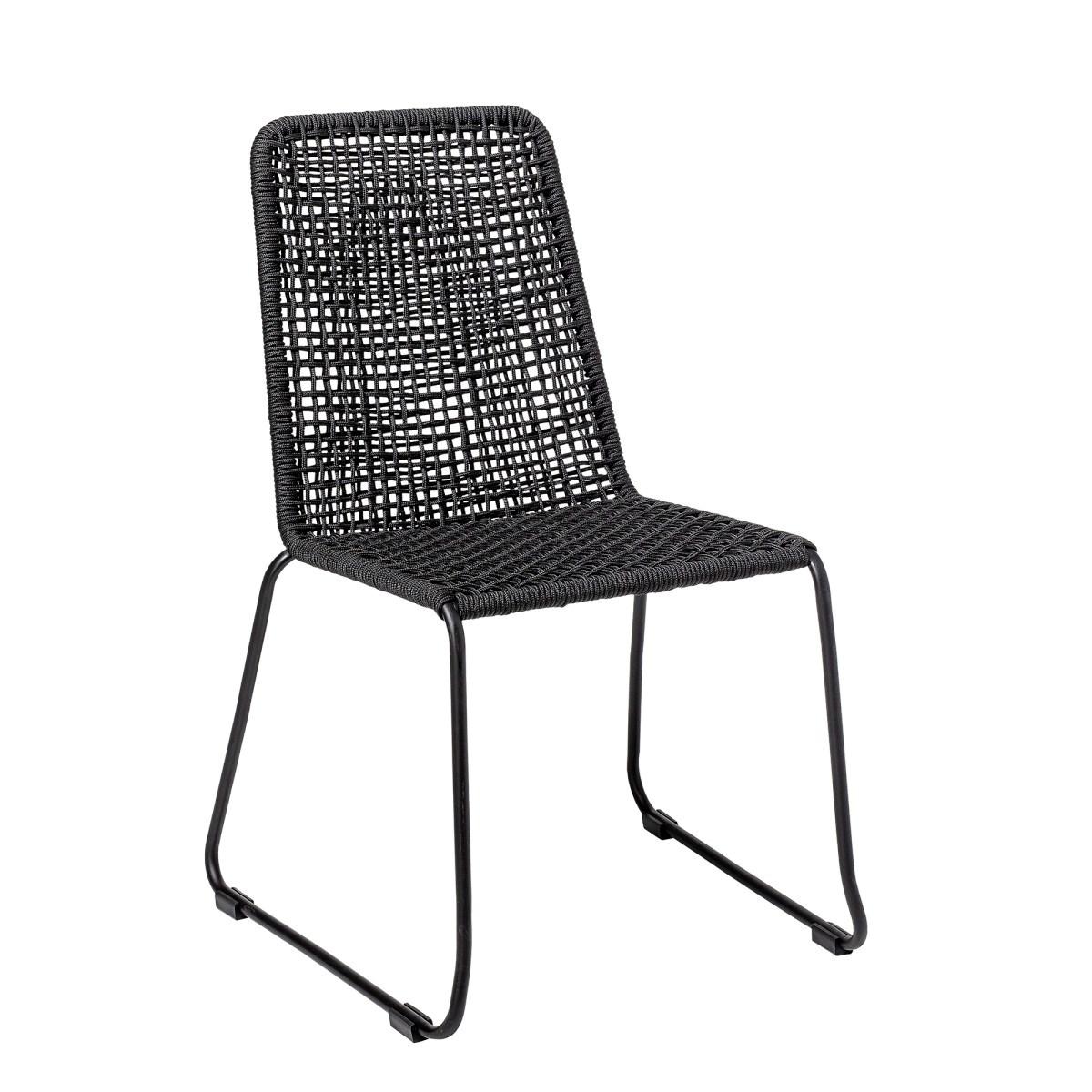 Jídelní židle Mundo - černá_1