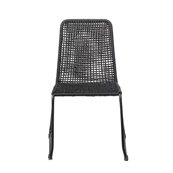 Jídelní židle Mundo - černá_4