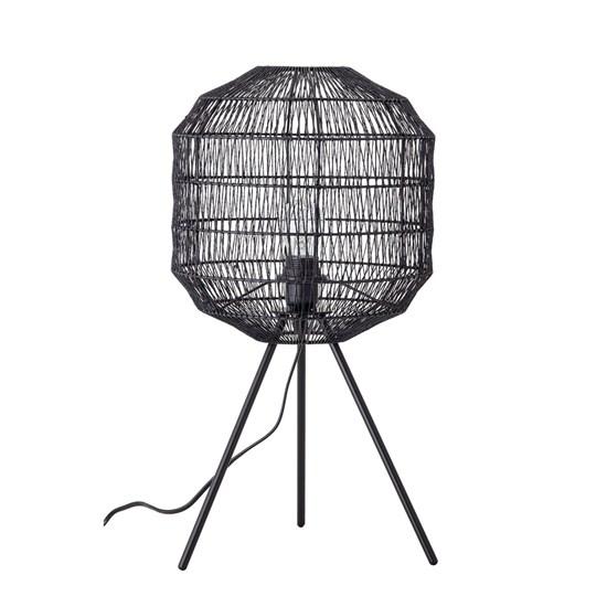 Stolní lampa - kov, 56,5 cm_2