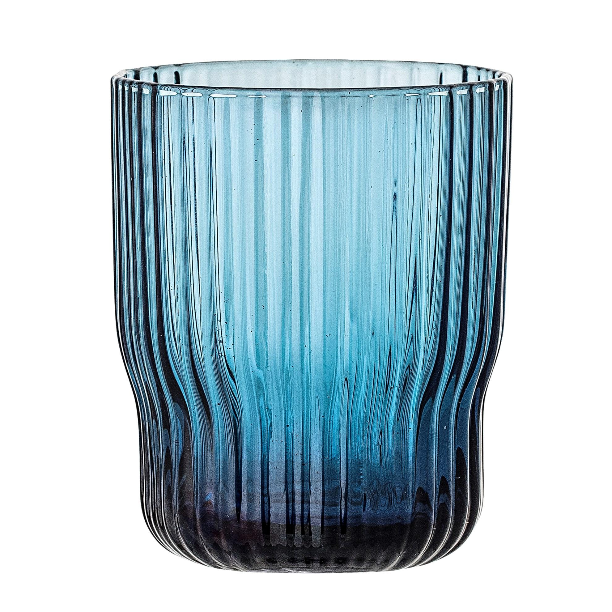 Sklenice na vodu - modrá, 250 ml_1