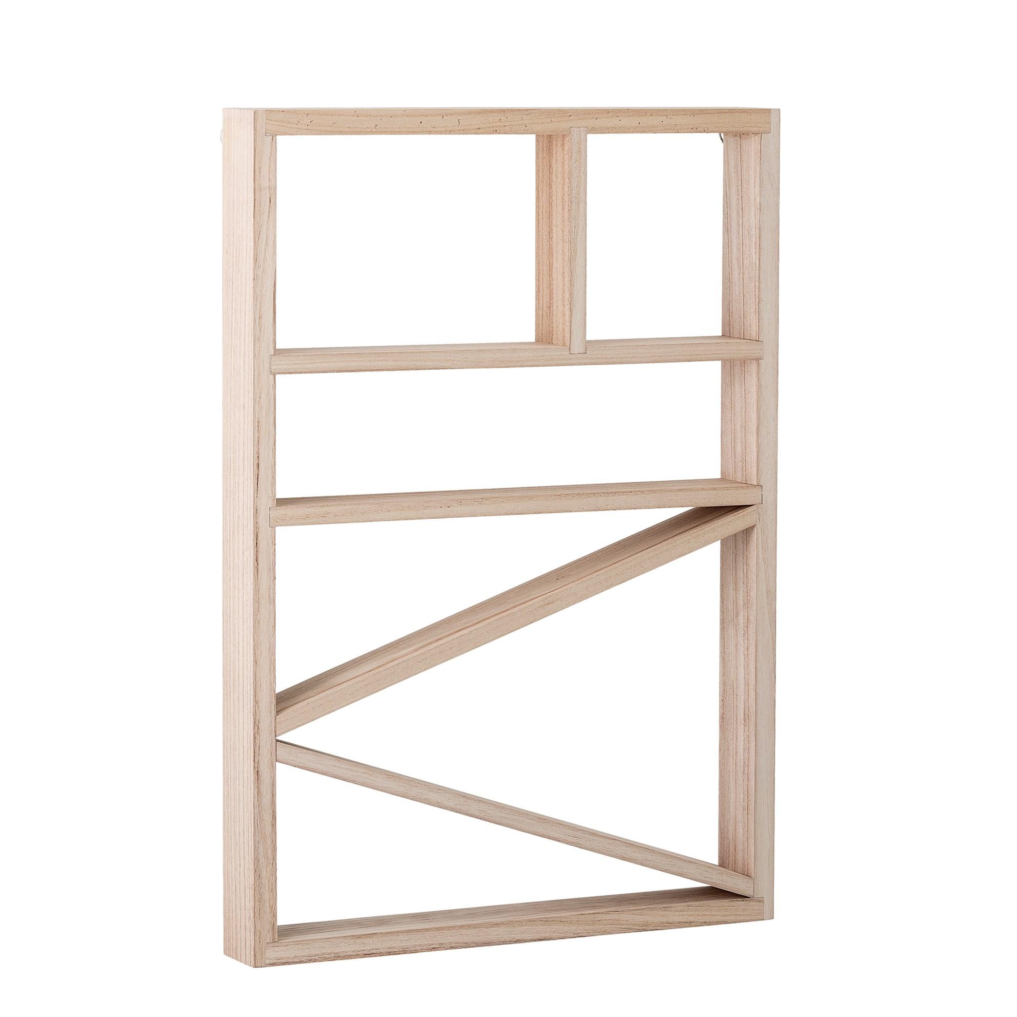 Dřevěná knihovna do dětského pokoje V.66 cm_0