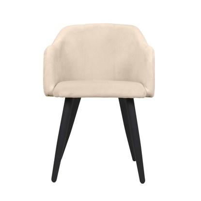 Jídelní židle PERNILLA krémová_3