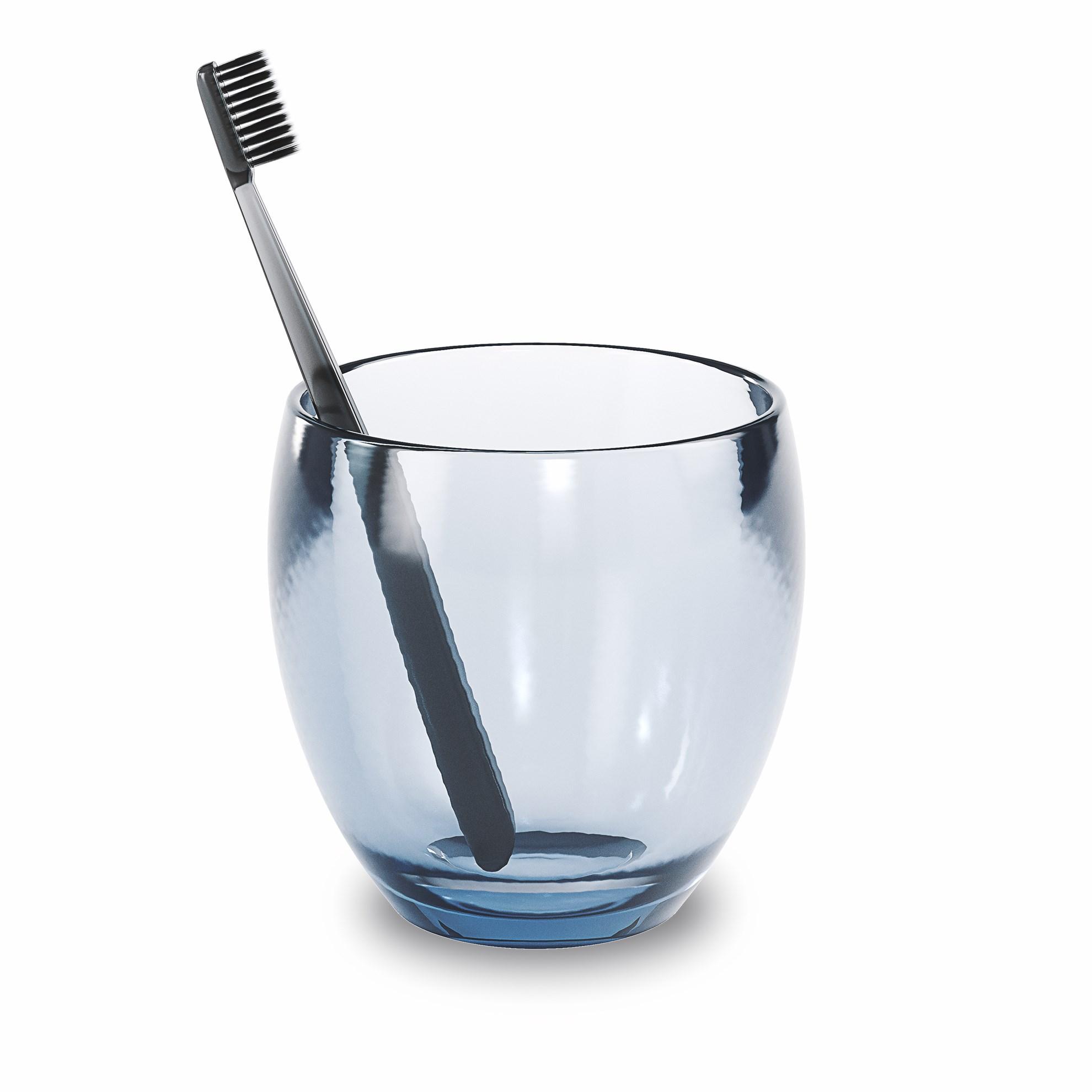 Pohárek na vodu DROPLET denim_0