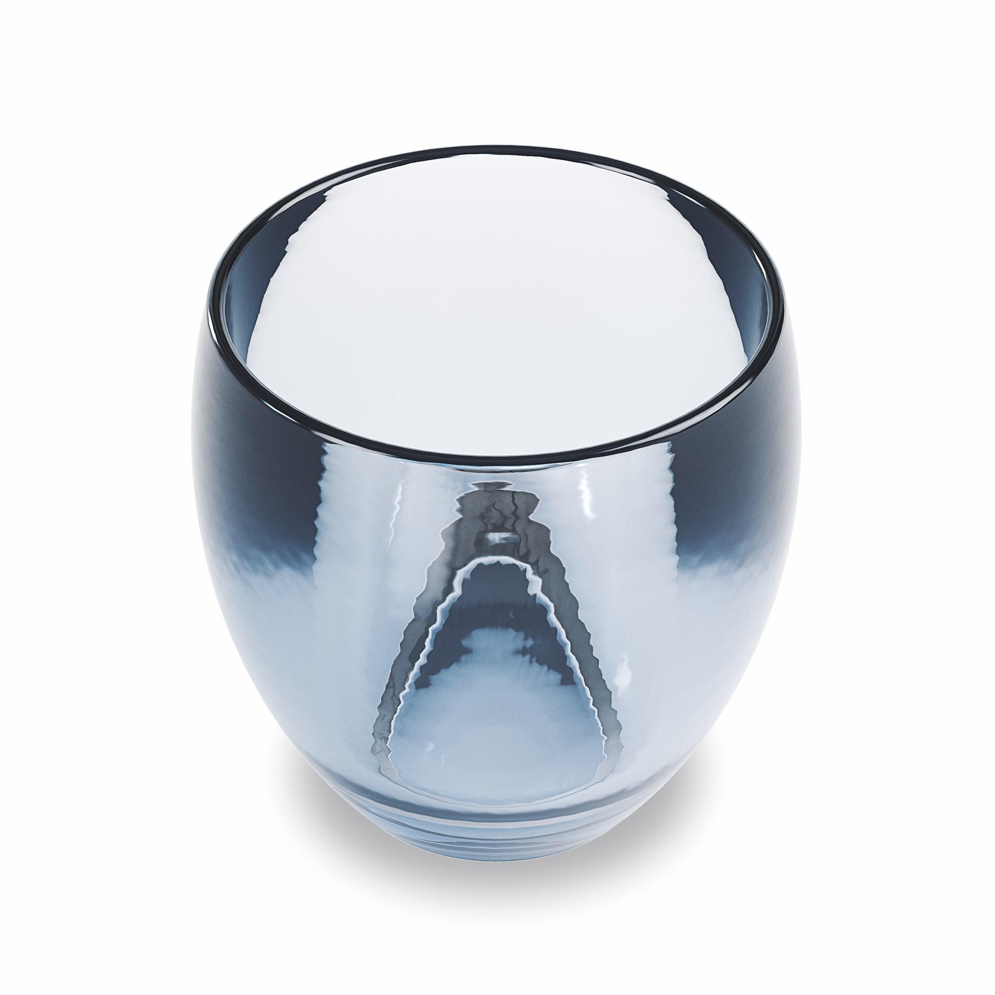 Pohárek na vodu DROPLET denim_1