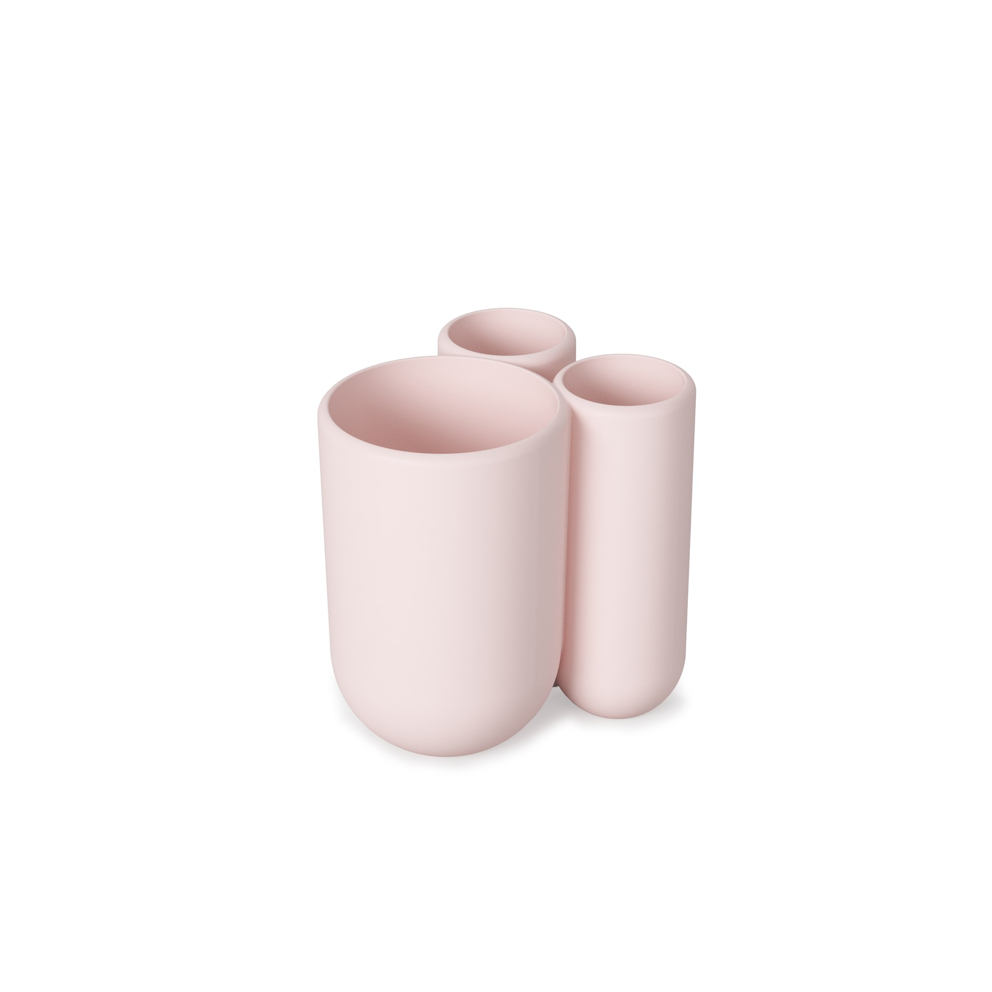 Kelímek na kartáček TOUCH růžový_0