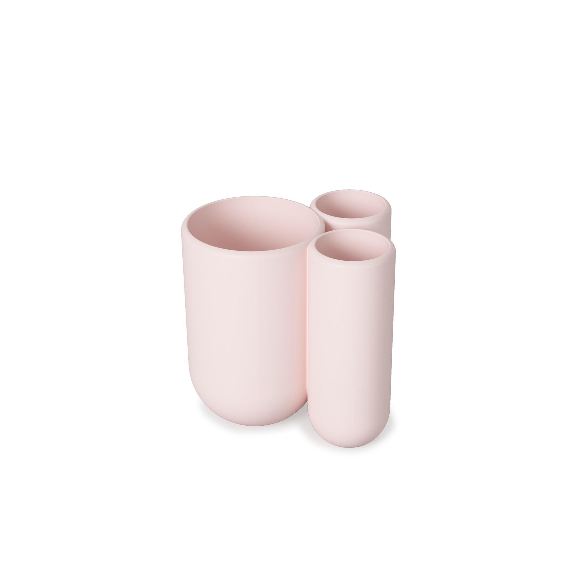 Kelímek na kartáček TOUCH růžový_1