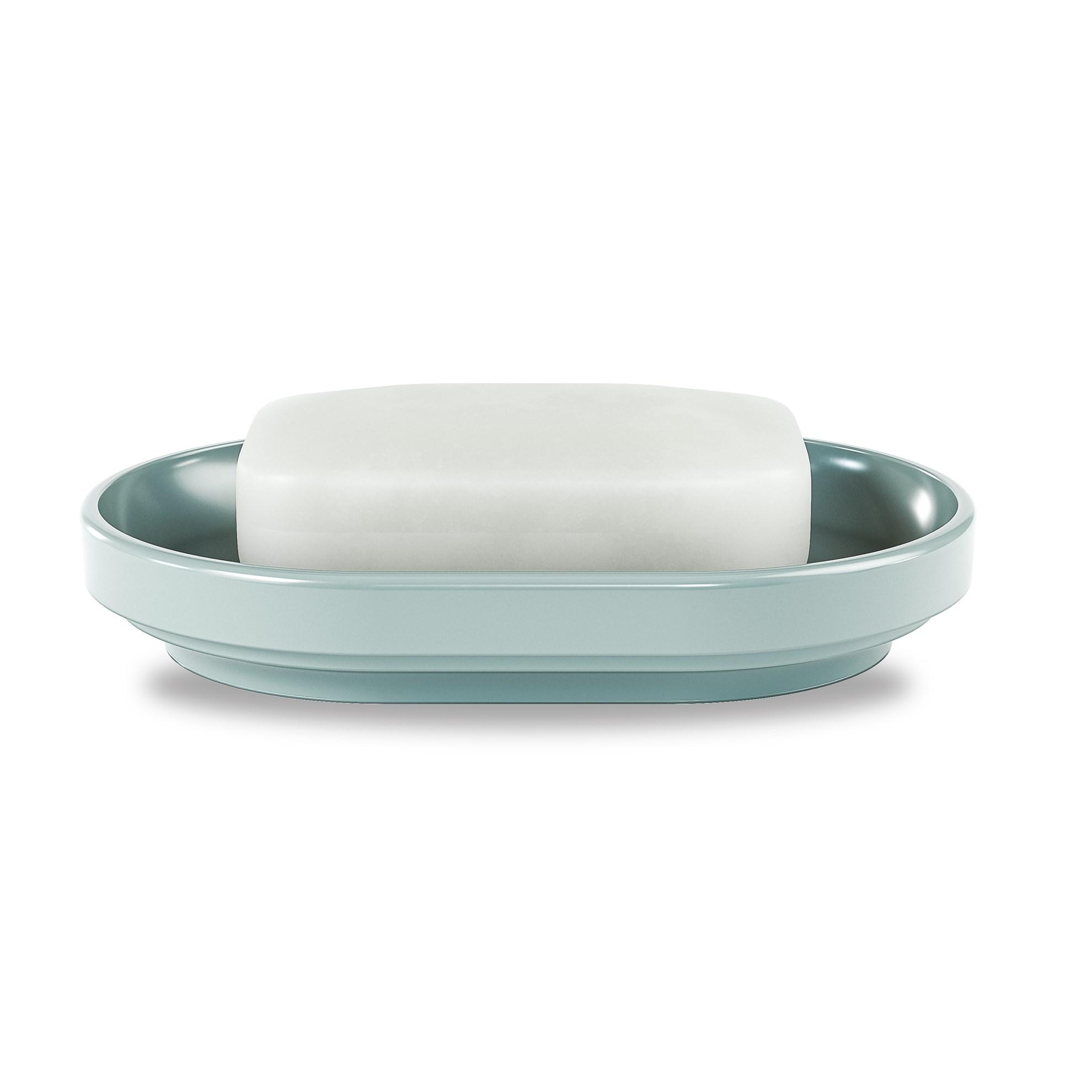 Miska na mýdlo STEP modrá_0