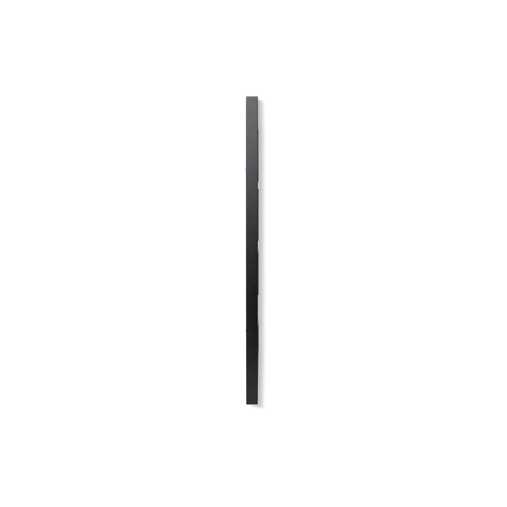 Nástěnný držák na fotografie TUCKER - černý_4