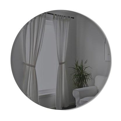 Zrcadlo HUB kouřově šedé 91 cm_1
